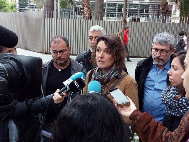 La portavoz de la Alianza contra la Pobreza Energética (APE), Maria Campuzano