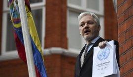Julian Assange espera que Ecuador ayude a liberarlo