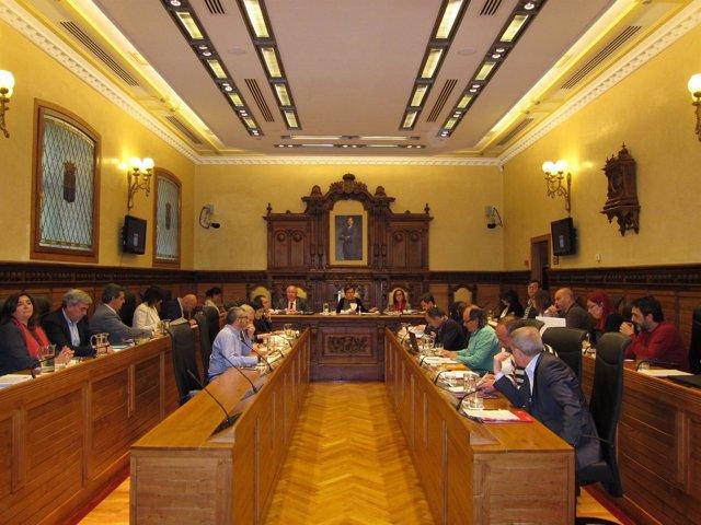 Pleno de Gijón