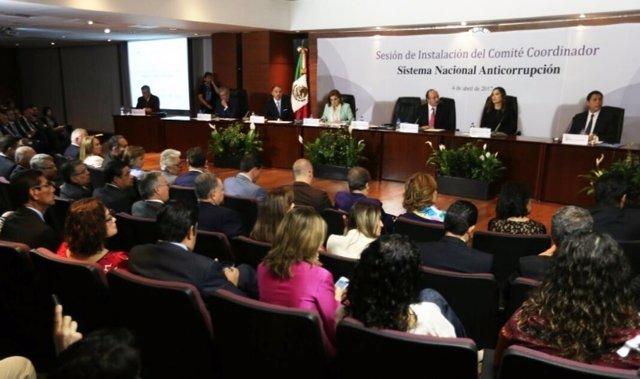 Fiscalía Anticorrupción México