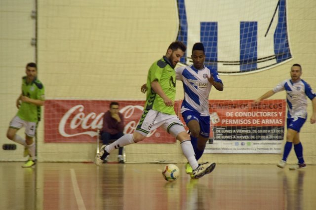 Movistar Inter ante Jumilla