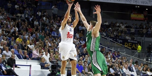 Real Madrid - Darussafaka Dogus