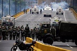 Muere un militar y otro resulta herido en el marco de las protestas en Venezuela