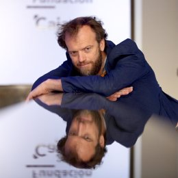 Tino Van der Sman en los 'Jueves Flamencos' de Fundación Cajasol