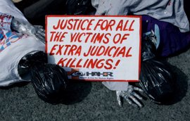 HRW critica a Duterte por alentar a los desempleados a unirse a su 'guerra' y asesinar a drogadictos