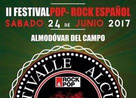 Nacha Pop, Modestia Aparte, OBK y Los Trogloditas, en el Festivalle Alcudia en Almodóvar