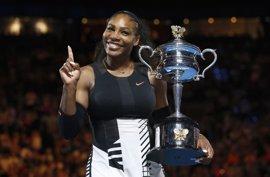 Serena Williams confirma su embarazo y no volverá a jugar hasta 2018