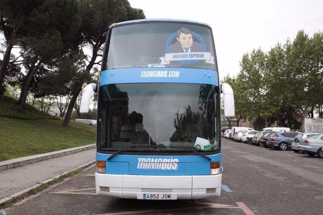 Ignacio González, incluido en el 'Tramabús' de Podemos