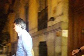 Ignacio González pasará mañana a disposición del juez Velasco
