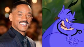 Disney quiere que Will Smith tome el testigo de Robin Williams y sea el Genio en el remake de Aladdin