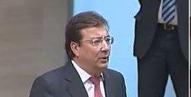 """Vara achaca el descenso del número de rentas básicas a que """"hay 14.000 parados menos de larga duración"""" en Extremadura"""
