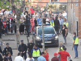 """Detenido un joven en Valladolid  por robos en los que usó una """"violencia desmedida"""""""