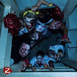 Alguazas celebra su Halloween más especial con una invasión zombie