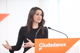 """Arrimadas cree que el Govern no quiere el referéndum sino el """"victimismo"""" de no celebrarlo"""