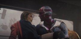 Vengadores Infinity War: La escena más esperada entre Vision y Bruja Escarlata