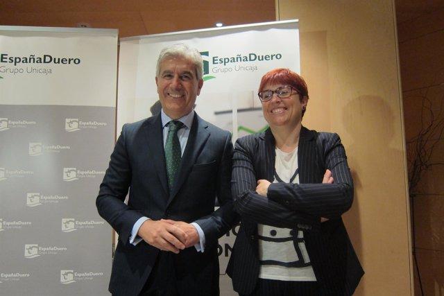 Valladolid. Ranera y Becerra presentan las previsiones para 2017