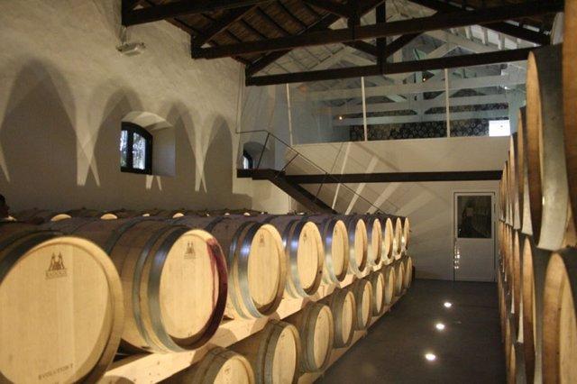 Bodegas lunares málaga ruta del vino de Ronda enoturismo málaga
