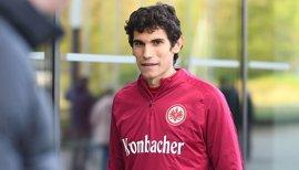 Vallejo se perderá el resto de la temporada en Frankfurt