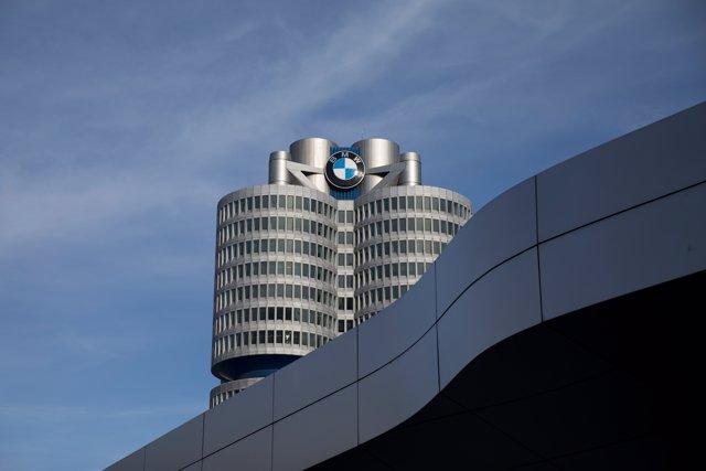 Sede de BMW en Munich