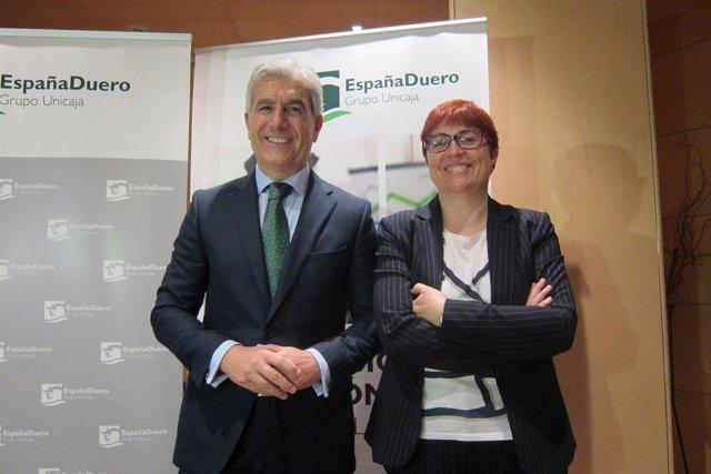 Valladolid. Ranera y Becerra presentan las perspectivas para 2017