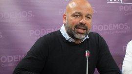 """Molina pide a Llorente """"ser valiente"""" y le dice que """"arrugarse no es lo más adecuado"""""""