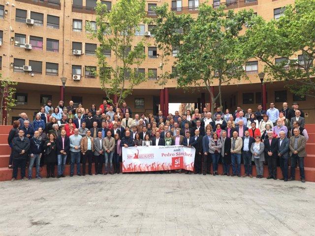 Plataforma de Apoyo a Pedro Sánchez en la Comunitat