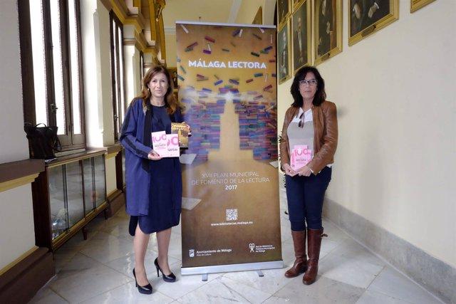 Presentación Málaga lectora 2017 Gemma del Corral