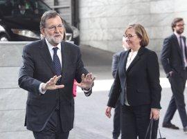 """Gürtel.- Rajoy dice que irá """"encantado"""" a declarar como testigo y lo enmarca en """"un acto de pura normalidad"""""""