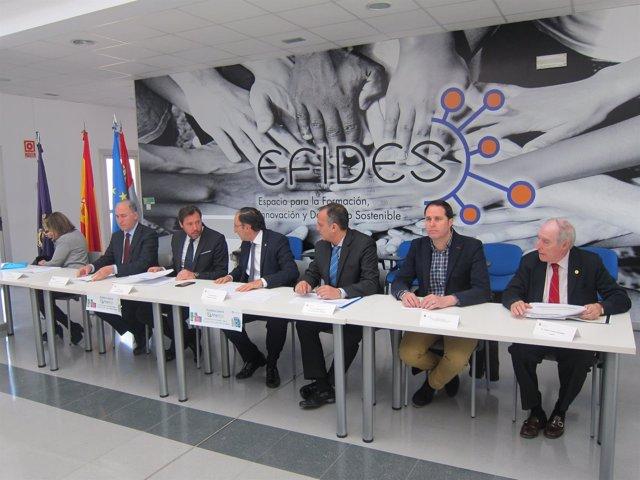 Asamblea del Grupo Smart City Valladolid-Palencia