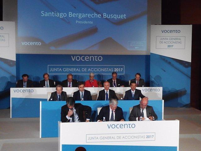 Junta General de Vocento