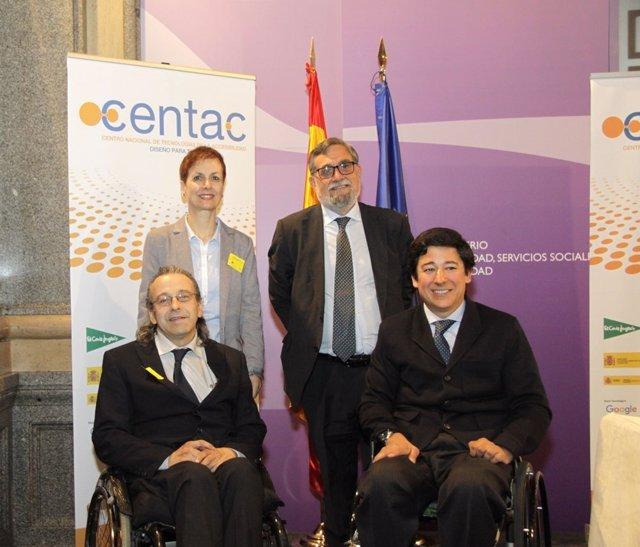 Presentación Informe CENTAC