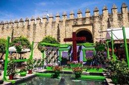 Cruz de mayo en Córdoba