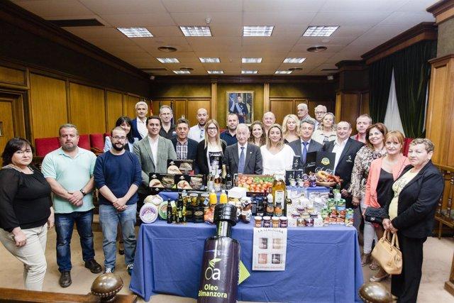 Un total de 34 empresas estarán con 'Sabores Almería' en el Salón de Gourmets.