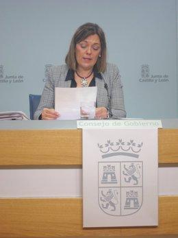Valladolid. Rueda de Prensa Consejo de Gobierno