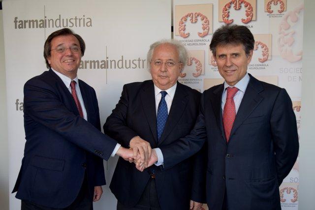 Acuerdo de Colaboración de Farmaindustria y la SEN