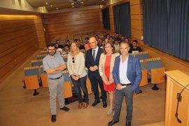 Junta y Telefónica organizan la tercera convocatoria de las becas 'Talentum Startups'