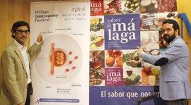 Sabor a Málaga, presente por cuarto año en Málaga Gastronomy Festival junto a 30 Estrellas Michelin