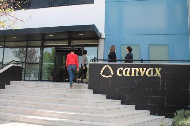 Sede de Canvax