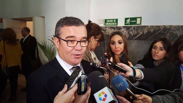 Alcalde de Arganda del Rey, Guillermo Hita