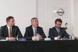 AMP Nissan dejará de producir camiones en 2 años y reconvertirá la planta de Ávila en una factoría de recambios