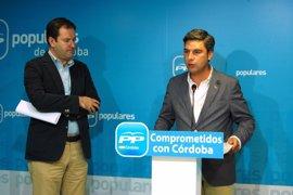"""Lorite (PP) apoya a Adolfo Molina por """"afrontar de forma solvente"""" los retos del partido"""