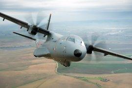 Kazajistán adquiere otros dos aviones de transporte militar Airbus C295, que se ensamblan en Sevilla