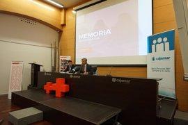 Cruz Roja atiende en Málaga a casi 39.000 personas en proyectos de intervención social
