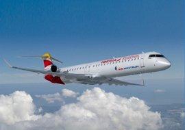 "Air Nostrum busca en València tripulantes de cabina de pasajeros con ""buen nivel de inglés"""