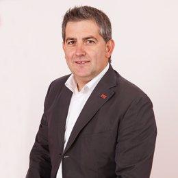 Javier Antón, portavoz socialista de Deportes