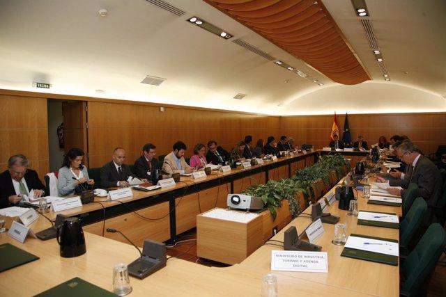 Comisión Interminiestrial de seguimiento de ayudas por temporales