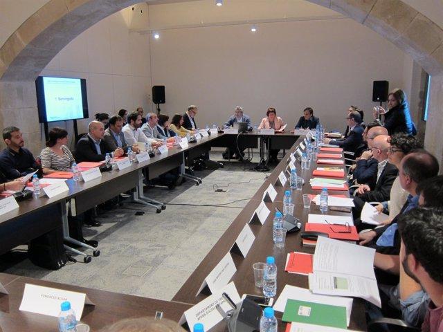 La consellera D.Bassa preside el Comité catalán para la acogida de refugiados