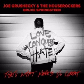 Bruce Springsteen y Joe Grushecky arremeten contra Donald Trump en el nuevo single That's what makes us great