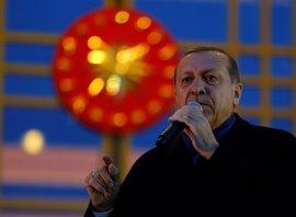 Erdogan confirma que se reunirá con Trump en Washington a mediados de mayo