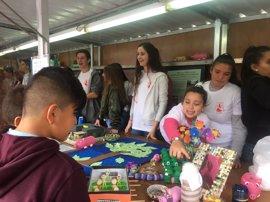 Más de 10.000 visitantes conocen los trabajos científicos de 1.500 alumnos en la XI Diverciencia de Algeciras (Cádiz)